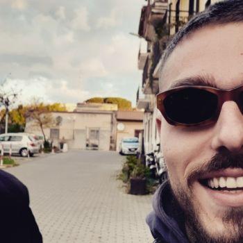 Accompagnatore gigolo Giuseppe91