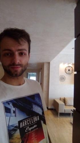 Accompagnatore gigolo Mirko93