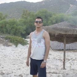 Accompagnatore gigolo Ahmed